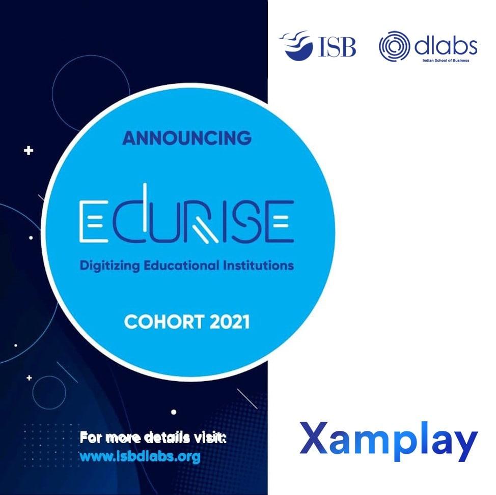 isb edurise cohort 2021