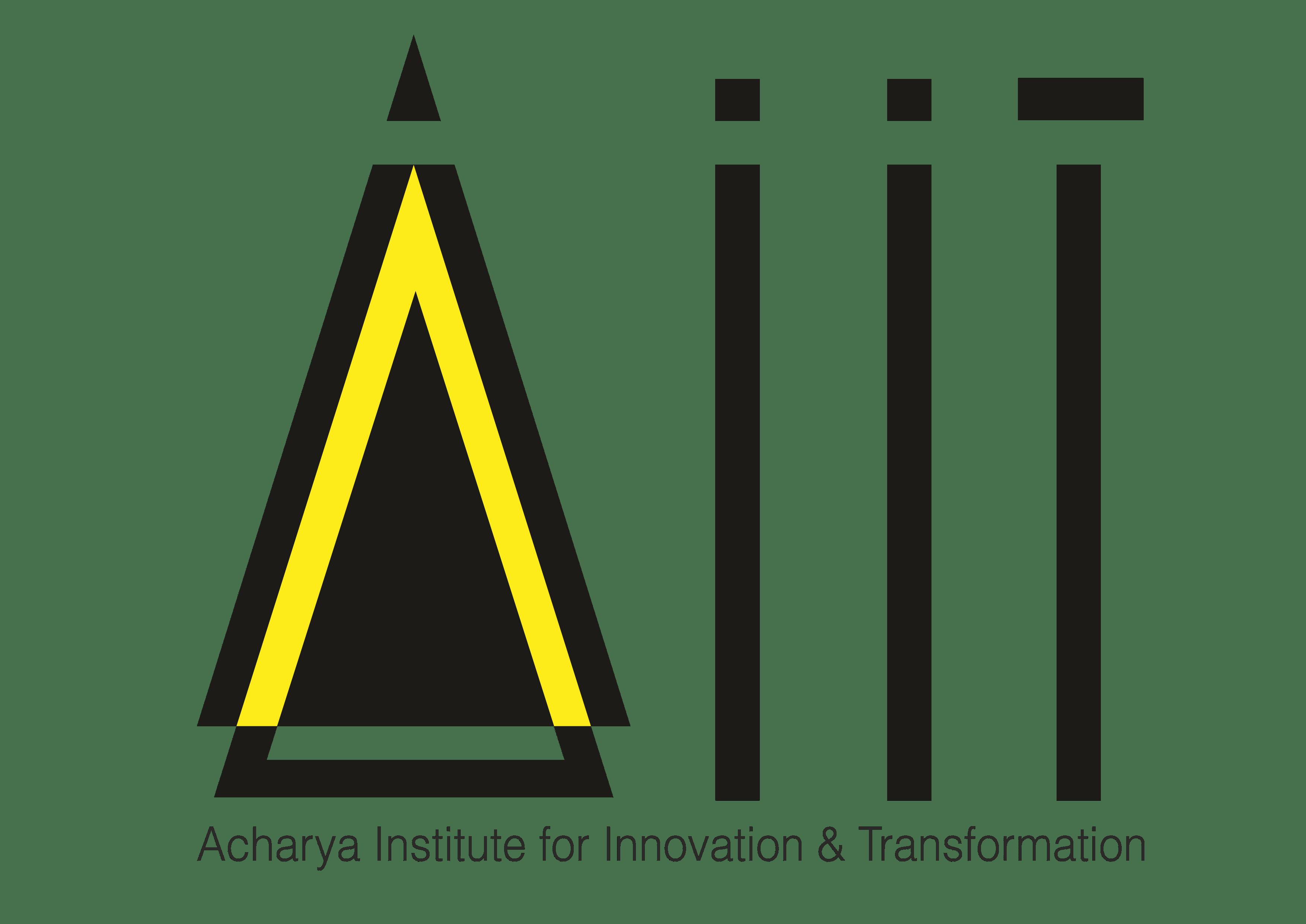 Acharya IIT Logo
